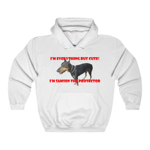 I'M EVERYTHING BUT CUTE,...Unisex Heavy Hoodie(multiple colors)