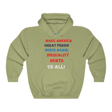 MAKE AMERICA GREAT,...Unisex Heavy Blend Hooded Sweatshirt