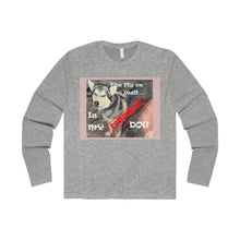 THE FLY ON THE WALL,...Slim Fit Long Sleeve Tee