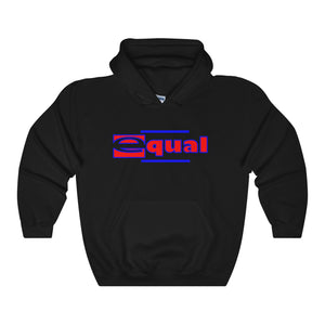 EQUAL, Unisex Heavy Blend Hooded Sweatshirt