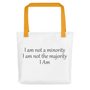 I AM...,Tote bag