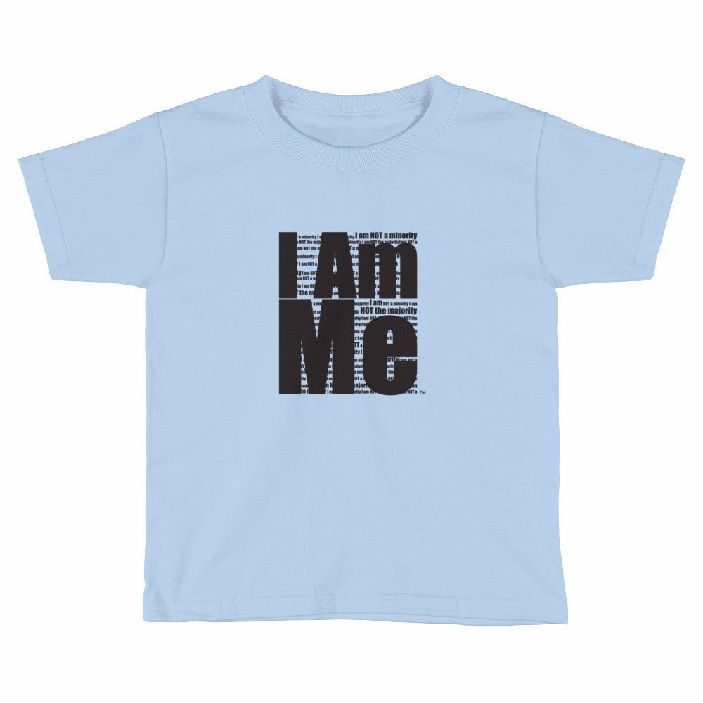 I AM ME..., Kids Short Sleeve T-Shirt