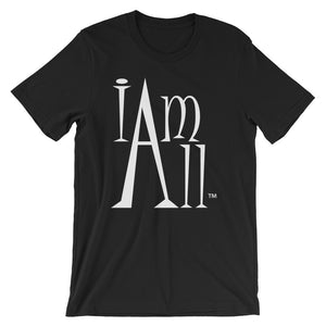 I AM ALL, Unisex short sleeve t-shirt