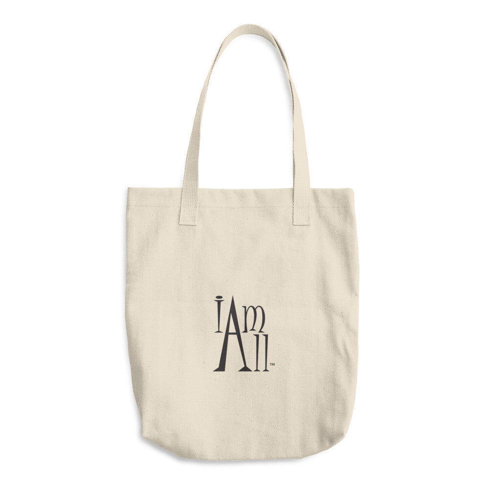 I AM ALL,  Cotton Tote Bag