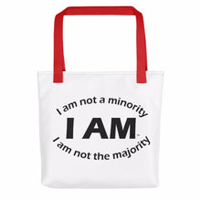 I AM, Tote bag