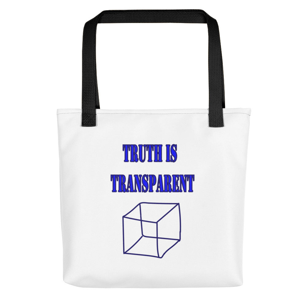 TRUTH IS TRANSPARENT, TOTE