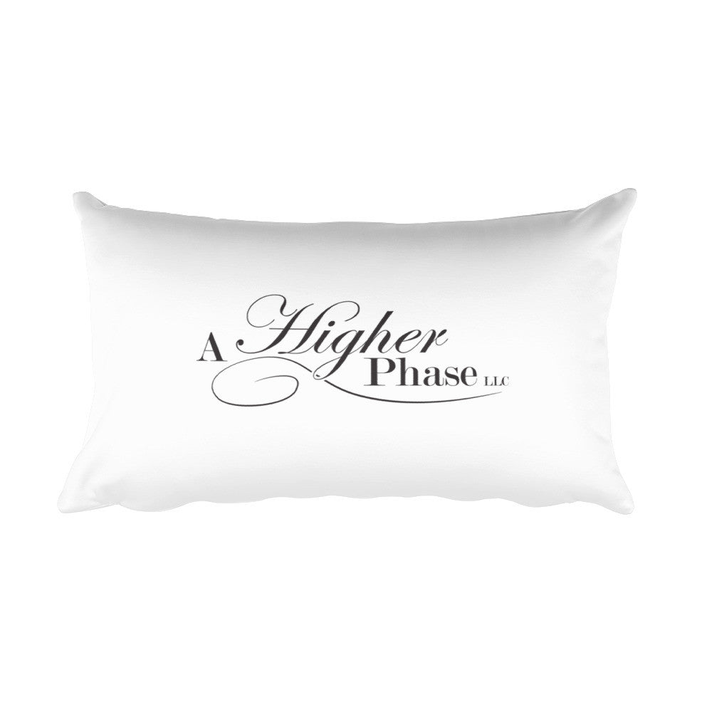 LOGO,  Rectangular Pillow