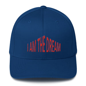 I AM THE DREAM, Structured Twill Cap