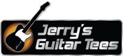 Jerry's Guitar Tees