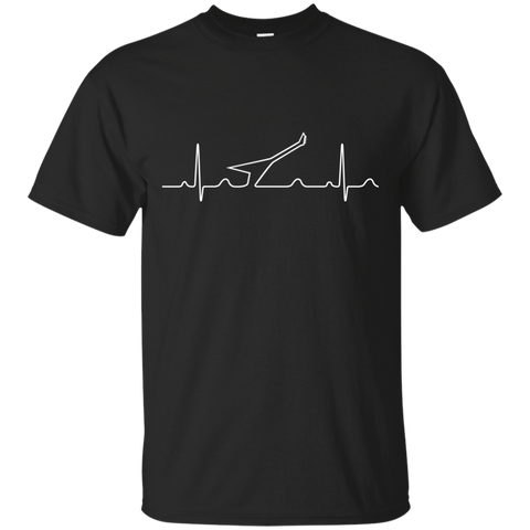 Heartbeat V Guitar T-Shirt