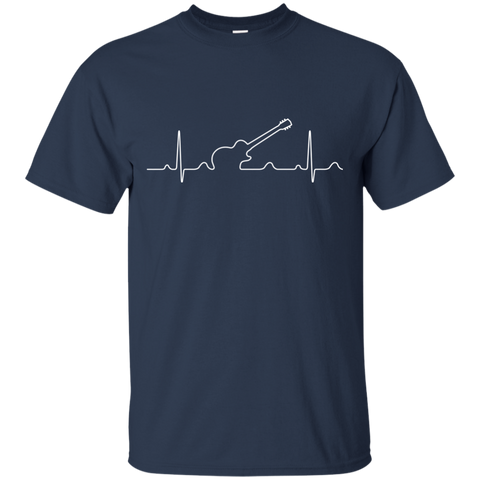 Heartbeat Electric Guitar 4 T-Shirt
