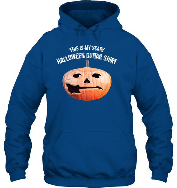 Halloween Guitar Shirt-2
