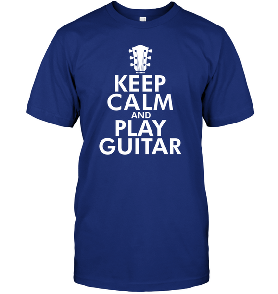 Keep Calm and Play Guitar