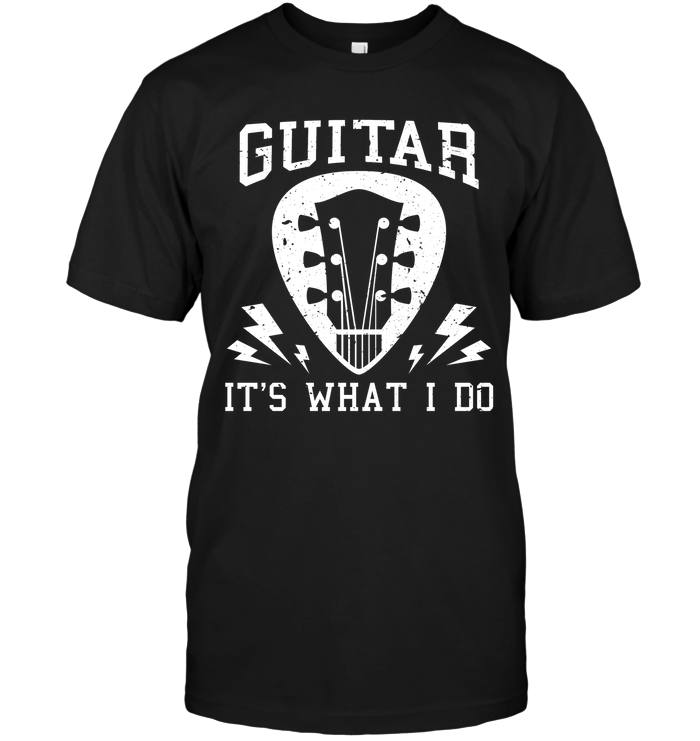 Guitar, It's What I Do