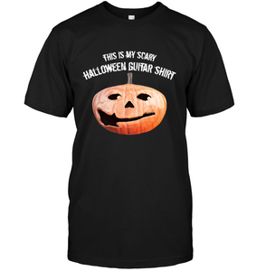 Halloween Guitar Shirt