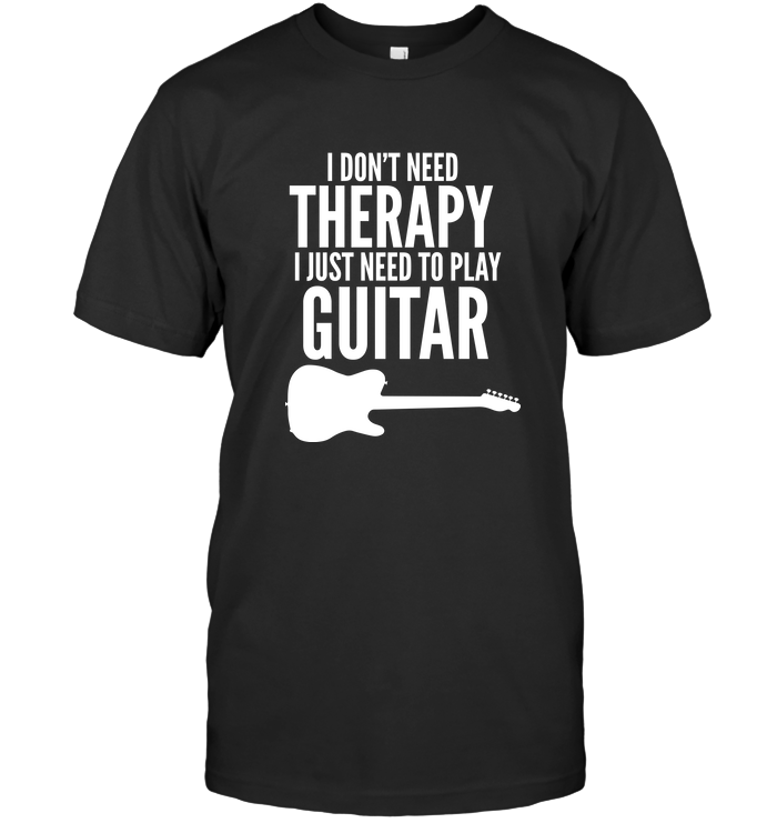 No Therapy Just Guitar