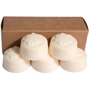 Bamboo and Lime - 5 Large Soy Wax Melts - By Kerryn