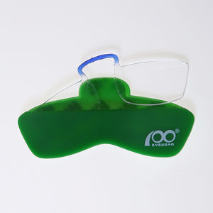 Nose Clip Reading Glasses Thin Portable Reading Glasses with Phone attachment.