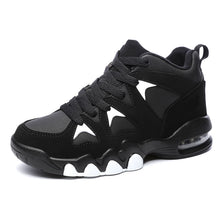 Original Basketball Shoes For Men Ankle Boots Anti-slip Outdoor Women Sports High Top Culture Breathable Leather Sneakers