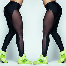 NEW Fashion Women Slim Mesh YOGA, GYM Pants / Leggings Stretch material..