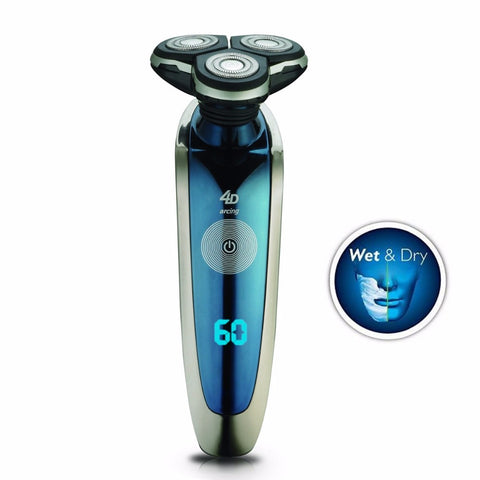 New Electric Shaver Electric Razor Rechargeable shaving machine, waterproof Wireless Shaver