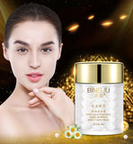 Skin Care 24K Gold Essence Day Cream Anti Wrinkle Face Care, Anti Aging Collagen Whitening Moisturizing Cream.