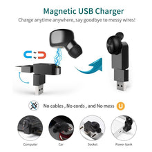 Latest Technology. Worlds Smallest Wireless Bluetooth Earphone. Magnet and Invisible hidden earpiece / Hands free with Mic and USB charger