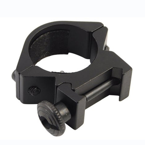 CS Force Barrel 10 inch QD Scope Mount for 20mm Picatinny Weaver Ring 25.4mm RIS Rail
