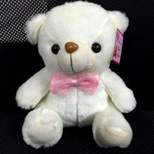 Colorful LED Light Bear Plush Stuffed Toys Size 20-22 cm