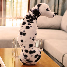 Dog Shape Decorative Cushion Toys Throw Pillow With Inner Filled Home Decor 40 x 17 cm