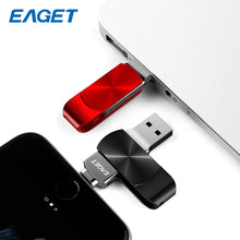 USB Flash Drive 64GB USB 3.0 Flash Drive Memory Stick 128GB Encryption Pen Drive High Speed Flash Disk For Iphone