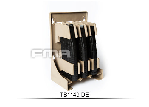 Tactical Magazine Storage Solutions. Mag Holder / Storage.