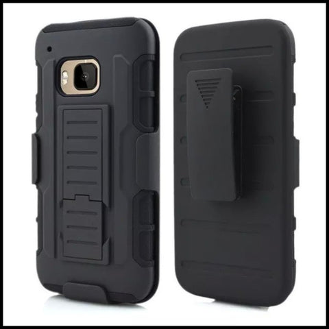 HTC One M9 Belt Clip Protective Phone cover