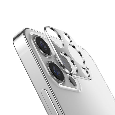 For iPhone 12 Pro Max Mini Camera Lens Protective Ring Case Back Protector For iPhone12 Pro Metal Alloy Cover Phone Accessories