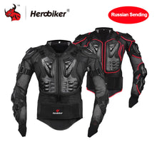 Motorcycle Protective Jacket Motocross Gear Armor Body Chest Motor Rider Racing Jacket