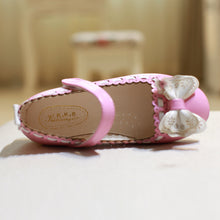 Girls Leather Shoes For Party / Wedding Princess Dance Bow Tie Children's Footwear