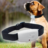 New Ultrasonic pet electronic deworming collar cats and dogs safe insect repellent