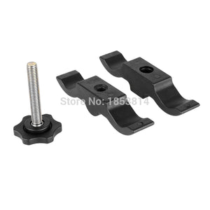 Gun Scope Mount Clamp / Clip For Flashlight, Telescope, Sight, Laser Scope