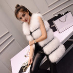 New Fashion 2018 Women Winter encryption 100% natural ostrich feathers turkey feather fur vest / coat / Fur Coat