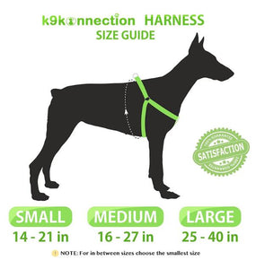 Nylon Reflective Dog Leash / Belt Adjustable Traction Rope Walking Harness Chest Strap Chain 3 color/sizes