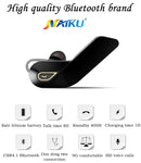 Newest Bluetooth Headset Hands free Auriculares Wireless 4.1 Earphones / Earbud