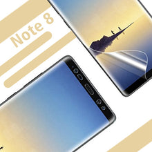 Tempered Glass For Samsung Galaxy Note 8 Screen Protector HD Film Screen Protector [Not a Glass]