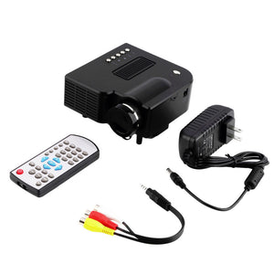UC28 PRO HDMI Portable Mini LED Entertainment Projector Home Cinema Theater