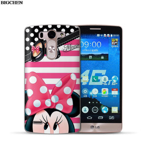 LG G3 Mini G4 G5 G6 Magna K7 K8 K10 Nexus 5X X Power X Screen Q6 Case Cute Cover for k10 2017 g3 G3S Shell 1