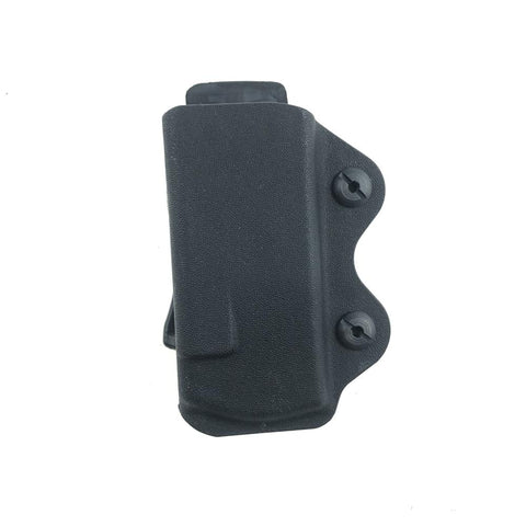 IWB/OWB Holster Single Magazine Case Mag Pouch Fits Glock 17 19 26/23/27/31/32/33 CQC Single Magazine Pouch