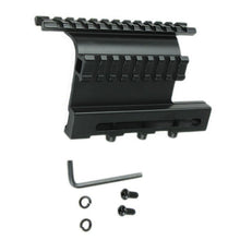 Picatinny Weaver Rails AK Series QD Double Side Scope Mount Quick Release Accessory