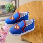 Kids Shoes With Light Boys Led Sneakers New Spring Casual Lighted Shoes Size 21-30