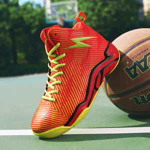 Men's Basketball Shoes Professional Basketball Sneakers Woman Ankle Basketball Boots Anti-slip Outdoor Sport Shoes
