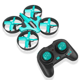 Leading Star ELF Original VS H36 Mini Drone 6 Axis RC Helicopter Micro Mode Quadcopters With One-Button Return Head ZK35