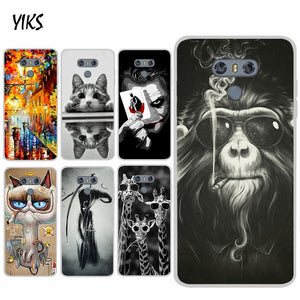 Luxury Soft TPU Case For G3, G4, S Magna G5 G6 Nexus 5X X Power K7 K8 K10 Case Soft Silicone Phone Protective Back Cover 1